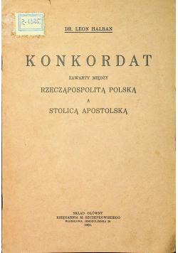Konkordat 1925 r.