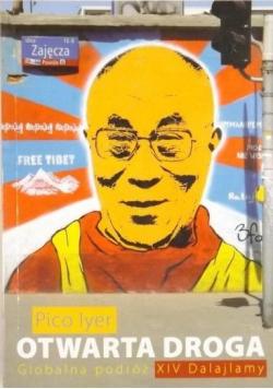 Otwarta droga Globalna podróż XIV Dalajlamy
