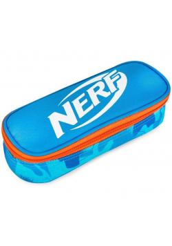 Piórnik kosmetyczka NERF blue EASY