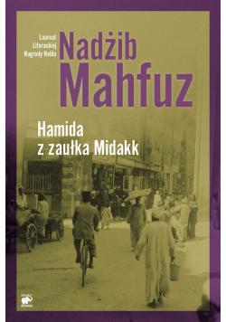 Opowieści z Kairu T.1 Hamida z zaułka Midakk