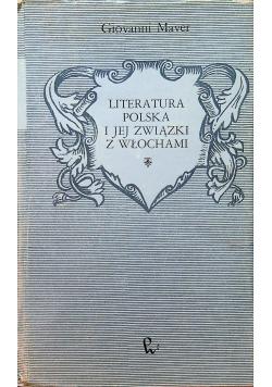Literatura polska i jej związki z Włochami