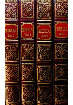 Biblia Tom od I do IV