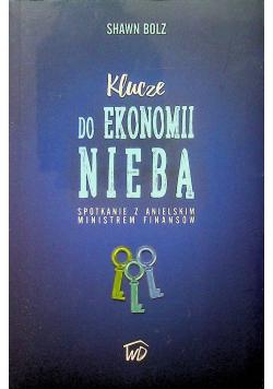 Klucze do ekonomii nieba NOWA