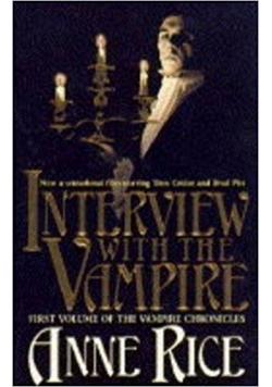 Interview with the Vampire wersja kieszonkowa