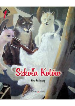 Szkoła kotów Tom 1