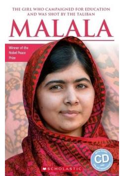 Malala. Reader A1 + CD