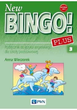 New Bingo! 3 Plus SB w. 2017 PWN