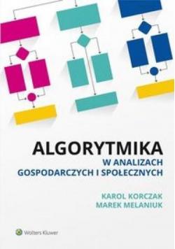 Algorytmika w analizach gospodarczych...