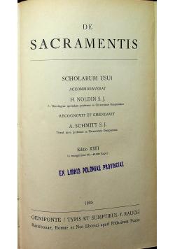 Summa Theologiae Moralis 6 tomów około 1931 r.