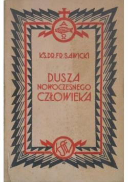 Dusza nowoczesnego człowieka 1931 r