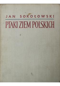 Ptaki ziem polskich Tom II