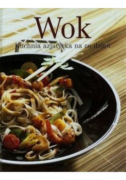Wok kuchnia azjatycka na co dzień