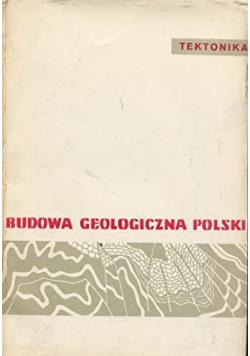 Budowa geologiczna Polski Tom IV część 2