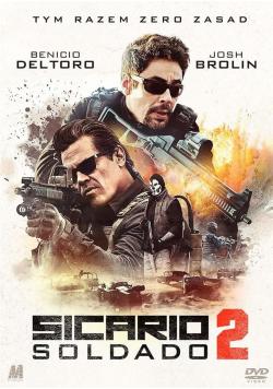 Sicario 2. Soldado książka + DVD