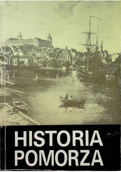 Historia Pomorza Tom III Część I