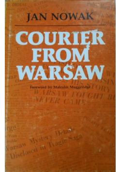 Courier from Warsaw