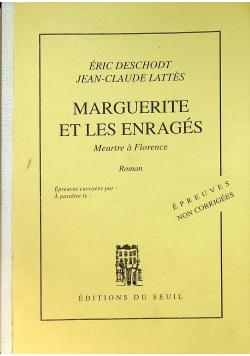 Marguerite et les engrages