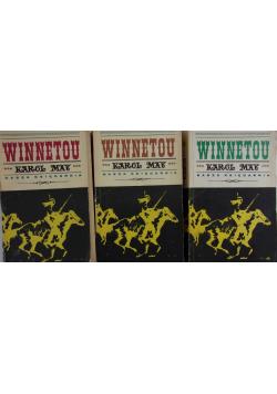 Winnetou 3 tomy