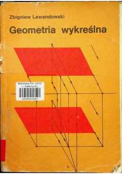 Geometria wykreślana