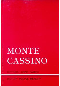 Mont Cassino historia ludzie pamięć