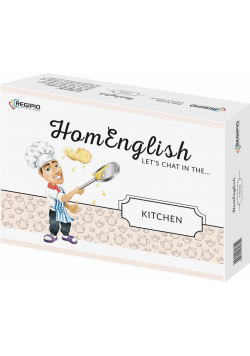HomEnglish Let's chat in the Kitchen REGIPIO