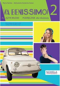 Va Benissimo! 2 A2 podręcznik
