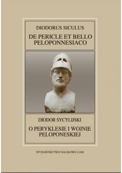 Fontes Historiae Antiquae XLI: Diodorus Siculus, De Pericle et bello Peloponnesiaco