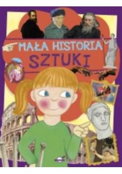 Mała historia sztuki dla dzieci