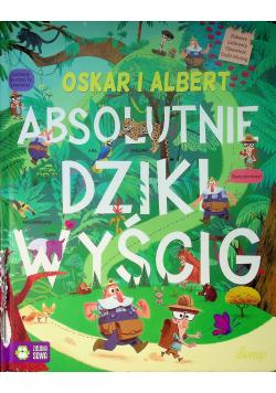 Oskar i Albert Absolutnie dziki wyścig