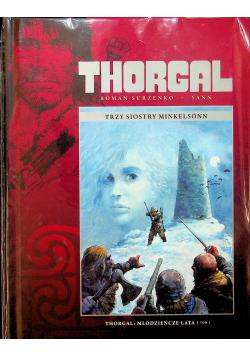 Thorgal Trzy Siostry Minkelsonn