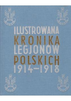 Ilustrowana Kronika Legjonów 1914-1918
