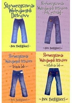Stowarzyszenie wędrujących dżinsów 4 tomy