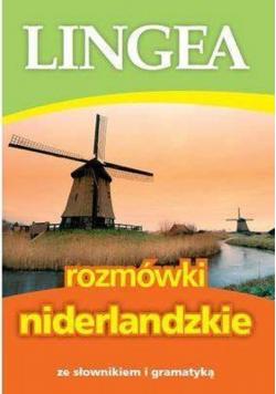 Rozmówki niderlandzkie ze słownikiem i gramatyką