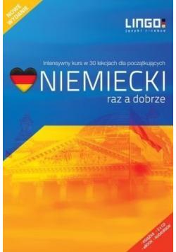 Niemiecki raz a dobrze + płyty CD
