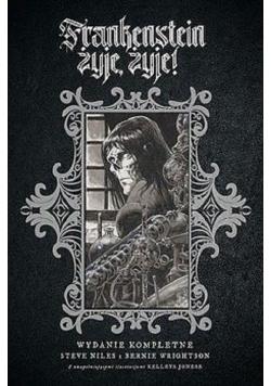 Frankenstein żyje, żyje!
