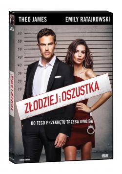 Złodziej i oszustka DVD
