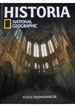 Historia National Geographic tom 21