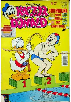 Kaczor Donald nr 37