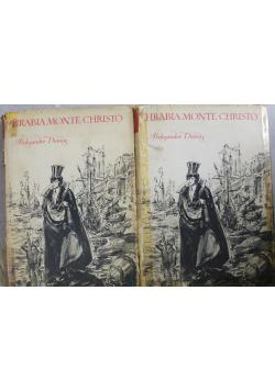 Hrabia Monte Christo tom I i II
