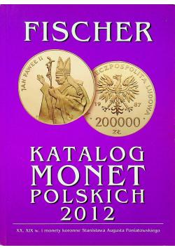 Katalog monet polskich 2012