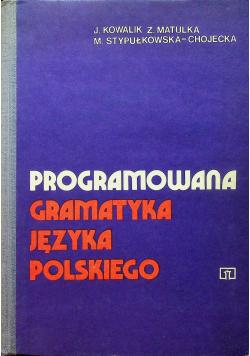 Programowana gramatyka języka polskiego