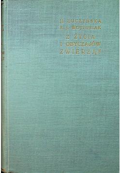 Z życia i obyczajów zwierząt 1938 r