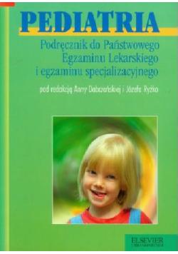 Pediatria Podręcznik do Państwowego Egzaminu Lekarskiego i egzaminu specjalizacyjnego