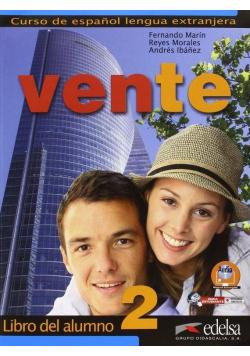 Vente 2 B1 podręcznik