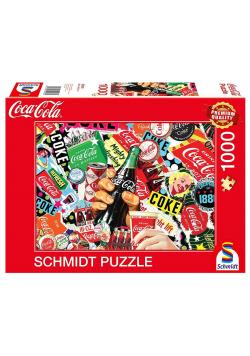Puzzle PQ 1000 Coca-Cola Reklama G3