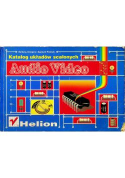 Katalog układów scalonych Audio Video