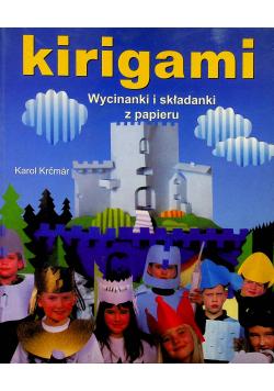 Kirigami wycinanki i składanki z papieru