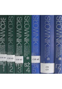 Słownik polskich teologów katolickich  6 tomów