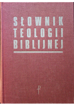 Słownik teologii biblijnej