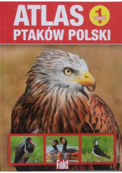 Atlas ptaków Polski część 1